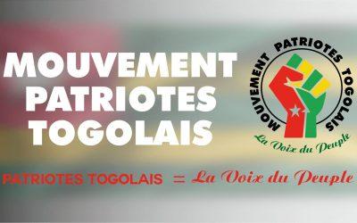 DECLARATION D'INDIGNATION DU MOUVEMENT PATRIOTES TOGOLAIS (sur les mésaventures de Jean-Pierre Fabre à Sokodé)
