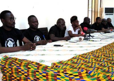 Togo-Debout:Patriotes
