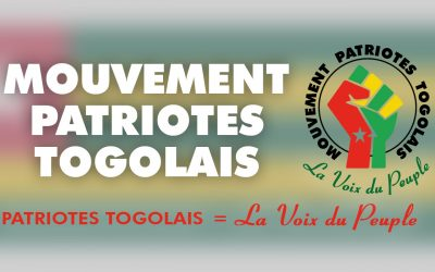 MISE AU POINT DU MOUVEMENT PATRIOTES TOGOLAIS À L'ATTENTION DU JOURNAL TOGOMATIN