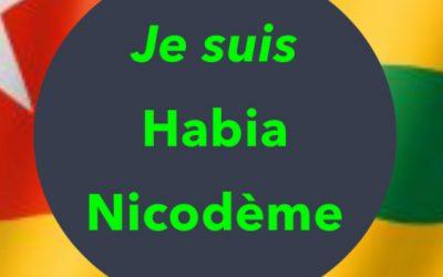 ENSEMBLE SOUTENONS NOTRE LEADER HABIA NICODÈME