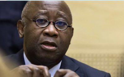 Côte d'Ivoire : Laurent Gbagbo et Charles Blé Goudé acquittés, la CPI ordonne leur remise en liberté