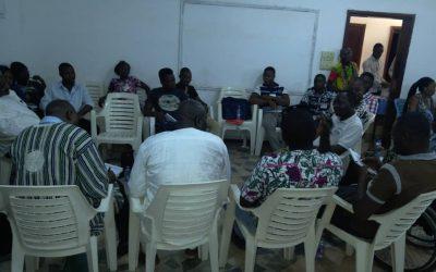 Société civile et participation à la vie politique: Le Mouvement Patriotes Togolais forme au patriotisme et à la citoyenneté
