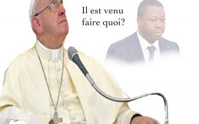 Togo/ BANQUE DU VATICAN: Les secrets d'une visite de Gnassingbé qui révolte les évêques