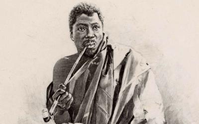 Histoire du Dahomey:  GBÊHANZIN: 112 ans après sa mort, Le héros insaisissable …