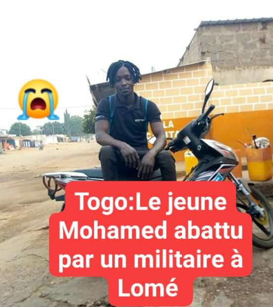 MEURTRE D'UN JEUNE LAVEUR DE VOITURE À AVEDJI PAR ABUS MILITAIRES POLICIERS
