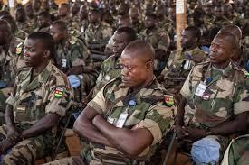 L'UNITÉ D'ACTION AVEC NOS FORCES ARMÉES POUR LA LIBÉRATION