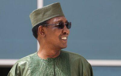 Le président tchadien Idriss Deby est mort