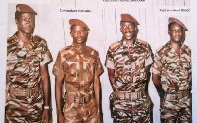 DE L'ASSASSINAT DE THOMAS SANKARA À L'EXÉCUTION SOMMAIRE DE J-B LENGANI ET HENRI ZONGO : UNE HISTOIRE TRAGIQUE DES « TÊTES BRÛLÉES » DU BURKINA FASO