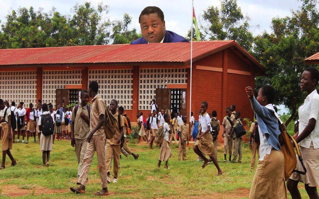 Faure Gnassingbé ou la démocratie aux laideurs affreuses et repoussantes